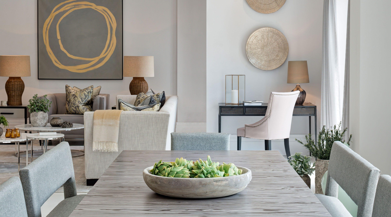 The L&C Company Luxury Dining Room Surrey