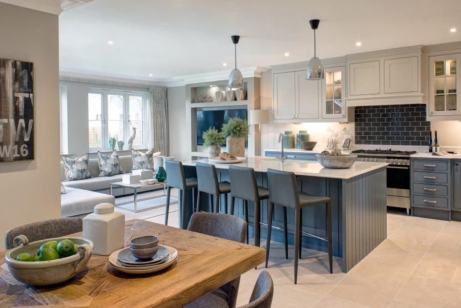 high end residential interior design