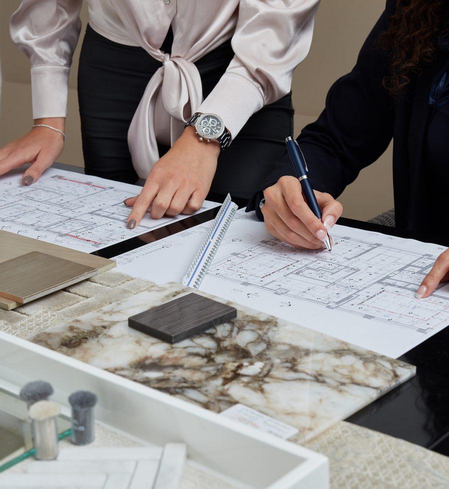 luxury interior design companies london